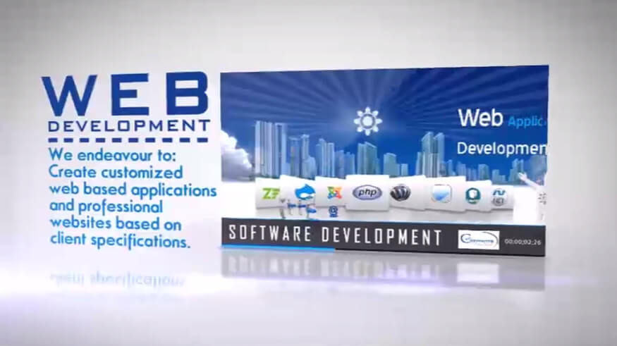 Web and Software Application Development Services